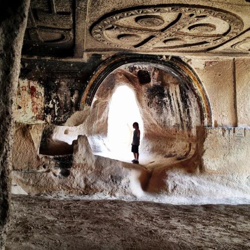 CAPPADOCIA, TURKEY: Museum Hotel